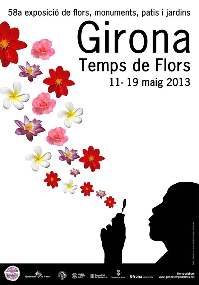 Temps de Flors Cartell 2013